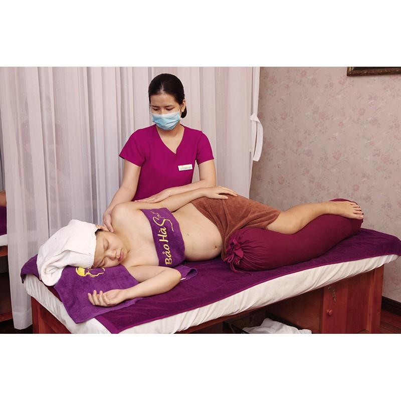 Hồ Chí Minh [Voucher] - Gói VIP cho mẹ Bầu Massage toàn diện 90 phút tại Bảo Hà Spa 5 sao