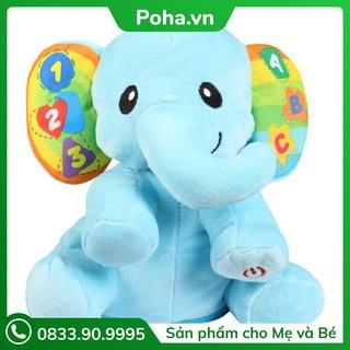 Đồ chơi hình con voi có nhạc
