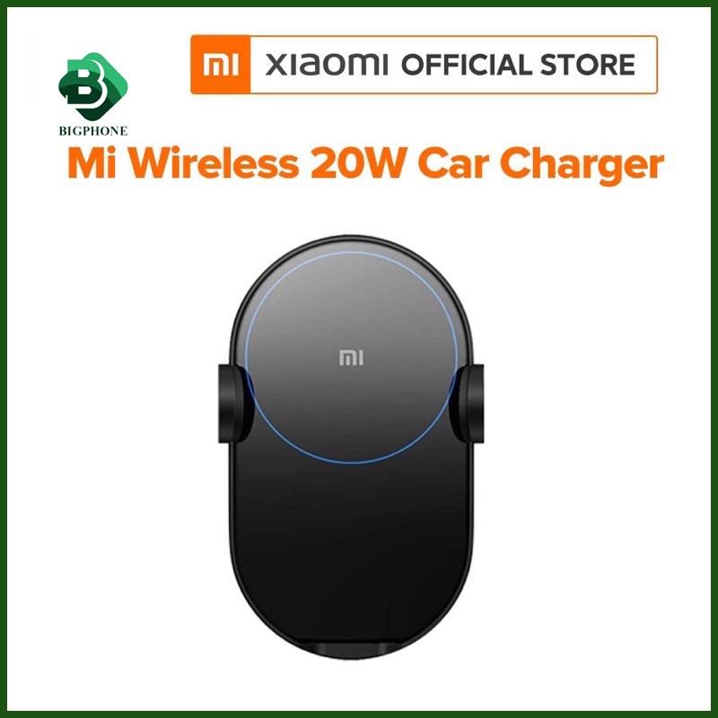 Đế sạc không dây ô tô Xiaomi Wireless Car Charger 20W - Hàng chính hãng