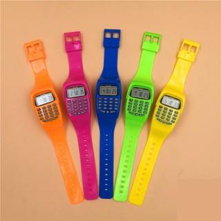 Đồng hồ máy tính điện tử trẻ em [Đơn 50k tặng phần quà thú vị]