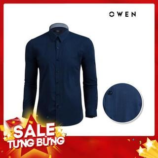 (Giảm giá) Sơ mi nam Owen AR68024 – Áo sơ mi nam dài tay Owen