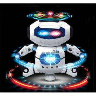 Robot Thông Minh Nhảy Múa Có Nhạc Và Đèn Dễ Thương Cho Bé