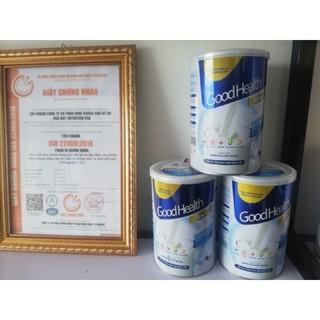 Sữa Good Health bổ sung cho người Tim mạch tiểu đường người ung thư 400g
