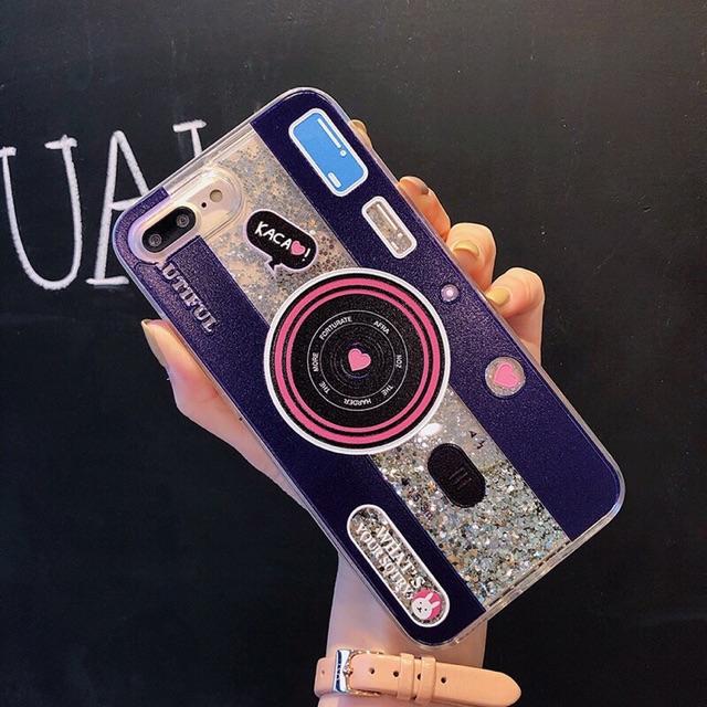 Ốp iPhone hình camera (có ảnh thật)