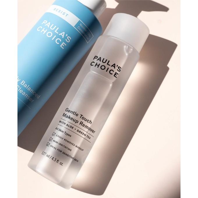 [Mã FMCGM50 - 8% đơn 250K] Nước Tẩy Trang Paula's Choice Gentle Touch Makeup Remover (127mL)