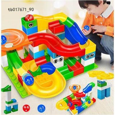 Bộ xếp hình Lego Bi Lăn (52 mảnh - đã bao gồm 2 bi)