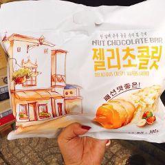 Bánh yến mạch cuộn phô mai hạt dẻ Hàn Quốc 300g