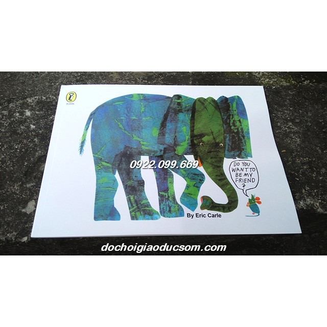 Do You Want To Be My Friend - ERIC CARLE - 2647340 , 285660650 , 322_285660650 , 80000 , Do-You-Want-To-Be-My-Friend-ERIC-CARLE-322_285660650 , shopee.vn , Do You Want To Be My Friend - ERIC CARLE