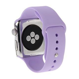 [Hot Trend] Dây cao su apple watch màu Tím cực yêu cho các tín đồ màu Tím size 38/40mm
