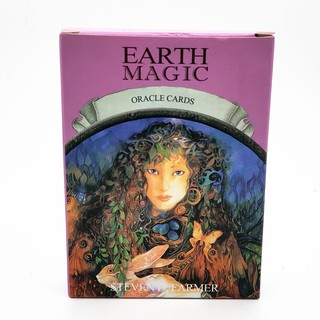 Earth Magic Oracle Card Game Adult Toys
