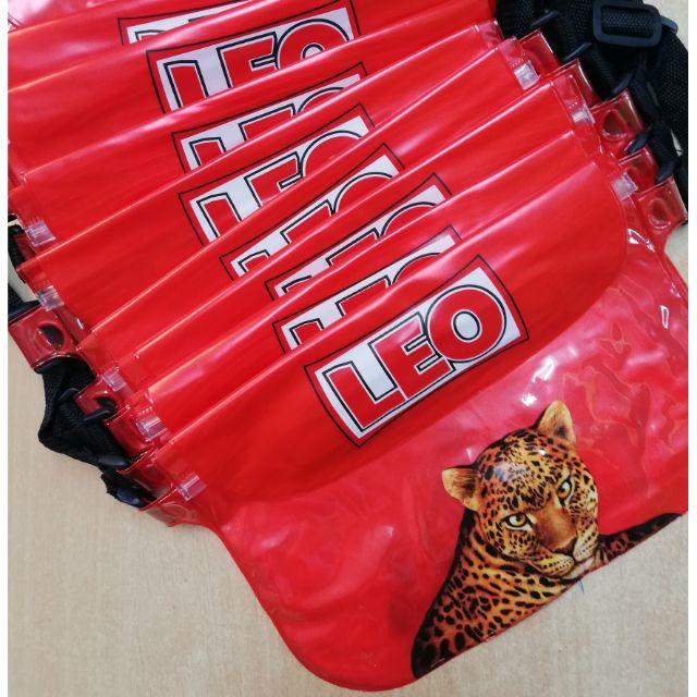 กระเป๋าคาดเอว กั้นน้ำ ลีโอ น้ำหนักเบา ราคาถูกใจ
