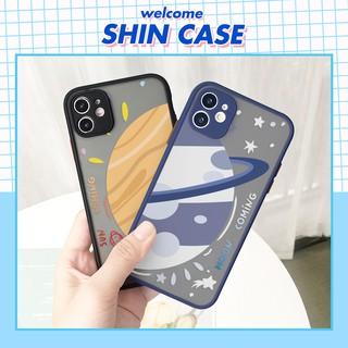 Ốp lưng iphone Coming nhám viền nổi cong 5 5s 6 6plus 6s 6splus 7 7plus 8 8plus x xr xs 11 12 pro max plus promax thumbnail