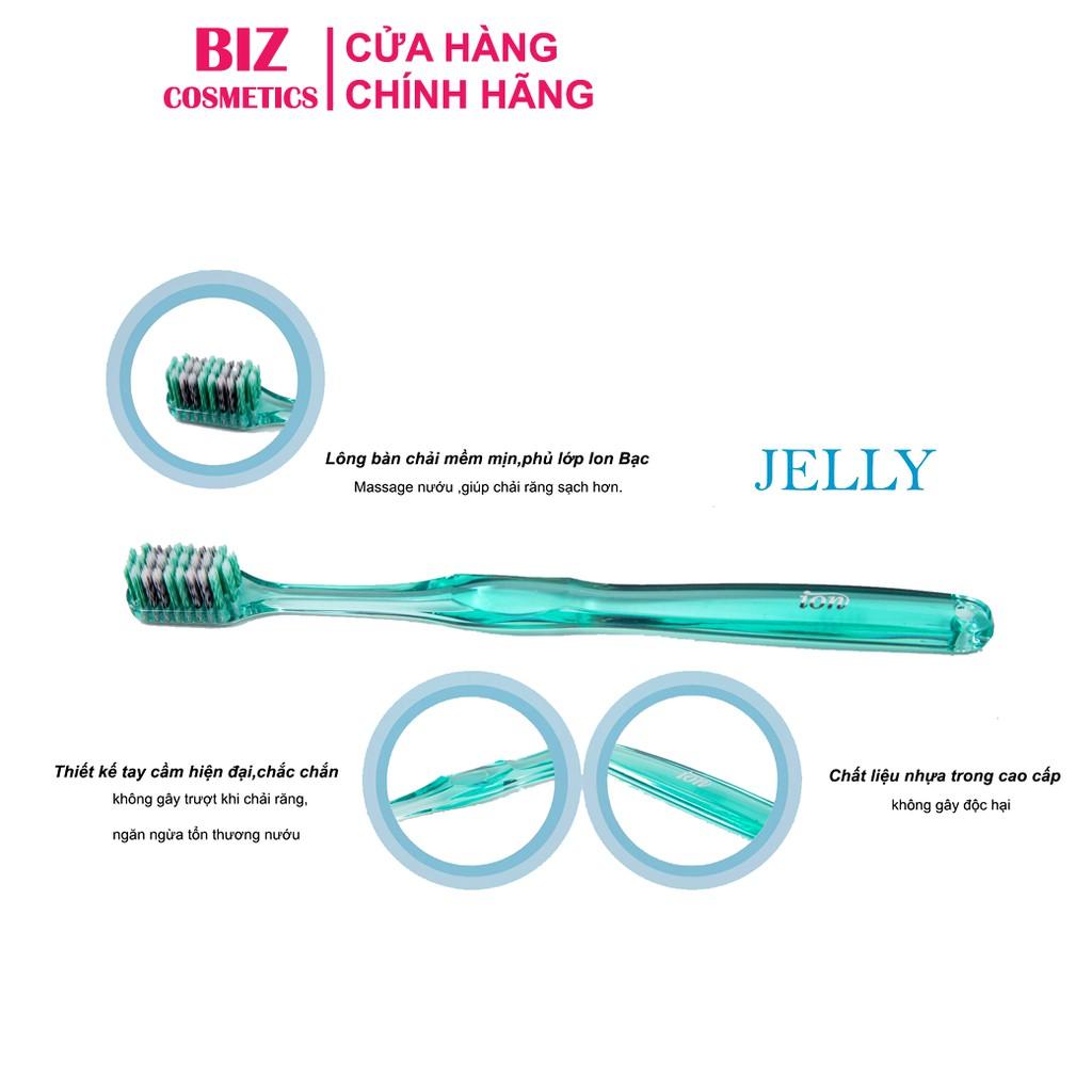 Bàn chải đánh răng cao cấp Hàn Quốc Ion Nano Jelly