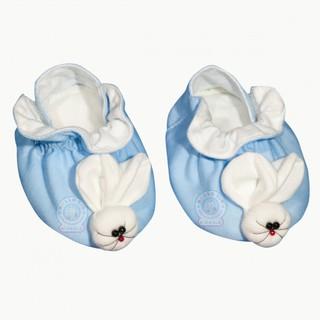 Giày hộp con thỏ SS0060 - HELLO B&B Bộ 2 Đôi- HELLO BB