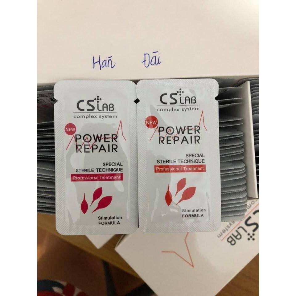 Dưỡng Môi Mày Sau Xăm CSLAB Power Repair - Dưỡng Thảo Dược Hàn Quốc (COMBO 50 GÓI NHỎ)