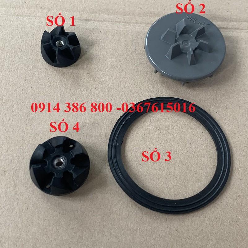 Phụ kiện máy xay sinh tố panasonic GX1561, GX1511, GX1511SP, MX V310, MX V300 nhông, hoa khế, gioăng cao su, bánh răng