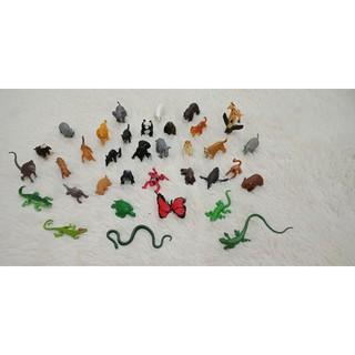 Mô hình động vật safari 36 con