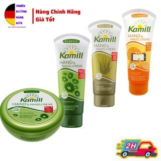 Kem dưỡng da tay và móng tay Kamil 100ml & 150ml thumbnail