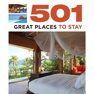 Sách Ngoại Văn 501 Great Places To Stay (Phiên bản Tiếng Anh) thumbnail