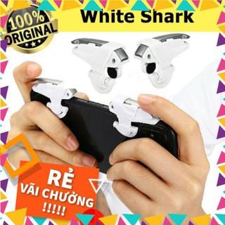 Nút bắn Pubg Freefire White Shark Freeship Giảm 30k khi nhập MAYT30 - Nút bấm Pubg Phụ kiện chơi Pubg Mobile thumbnail