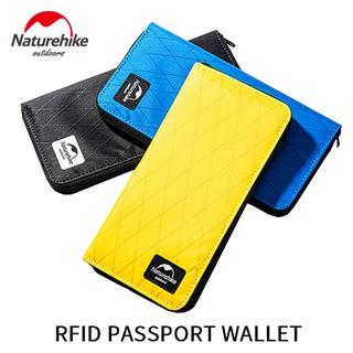 Ví đựng Passport NatureHike NH19BB087 RFID Blocking 2020 thumbnail