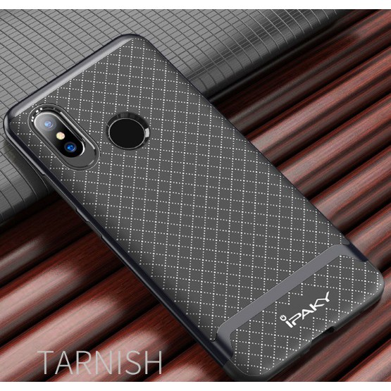 Ốp lưng Ipaky chống sốc cao cấp cho Xiaomi Mi A2