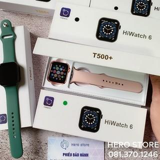 Đồng hồ thông minh T500+ Hiwatch 6