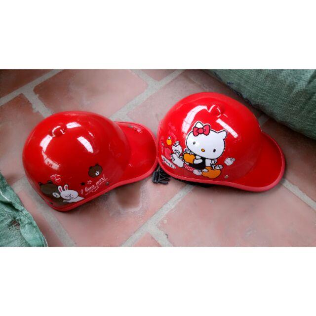 Combo 15 mũ bảo hiểm thời trang