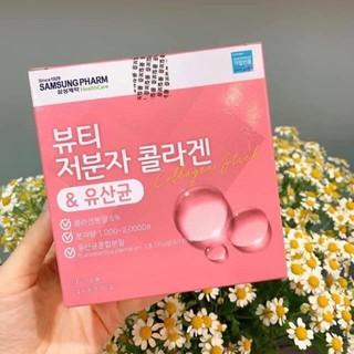 Bột Collagen Samsung Pharm 2g x 30