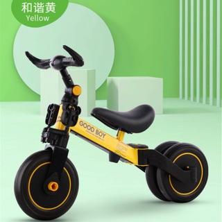 Xe chòi chân kiêm xe đạp 3 bánh đa năng cho bé.
