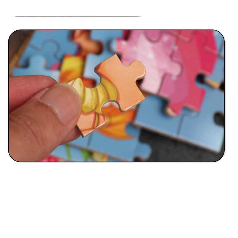 Ghép Hình 200 Mảnh Bằng Gỗ - Phi Đội Cứu Hộ