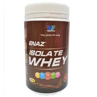 Thực phẩm bổ sung Enaz Isolate Whey (550g)