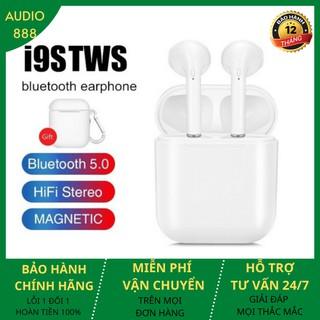 Tai Nghe Bluetooth Không Dây I9S TWS Dùng Cho Các Dòng Máy Android – IOS