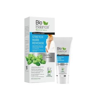 Kem phục hồi rạn da dưỡng trắng Biobalance Stretch Mark Remover 60ml Bao Bì Mới thumbnail
