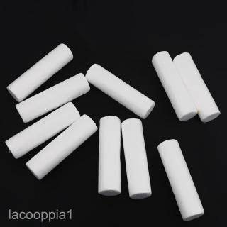 10 Pieces Modelling Crafts Polystyrene Foam Cylinder Styrofoam Pillar 12cm