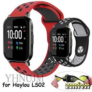 Dây đeo Nike cho Xiaomi Haylou LS02/ Amazfit Gts 2 / Ticwatch Ls02 / Comi P8 / Gtr 42mm...