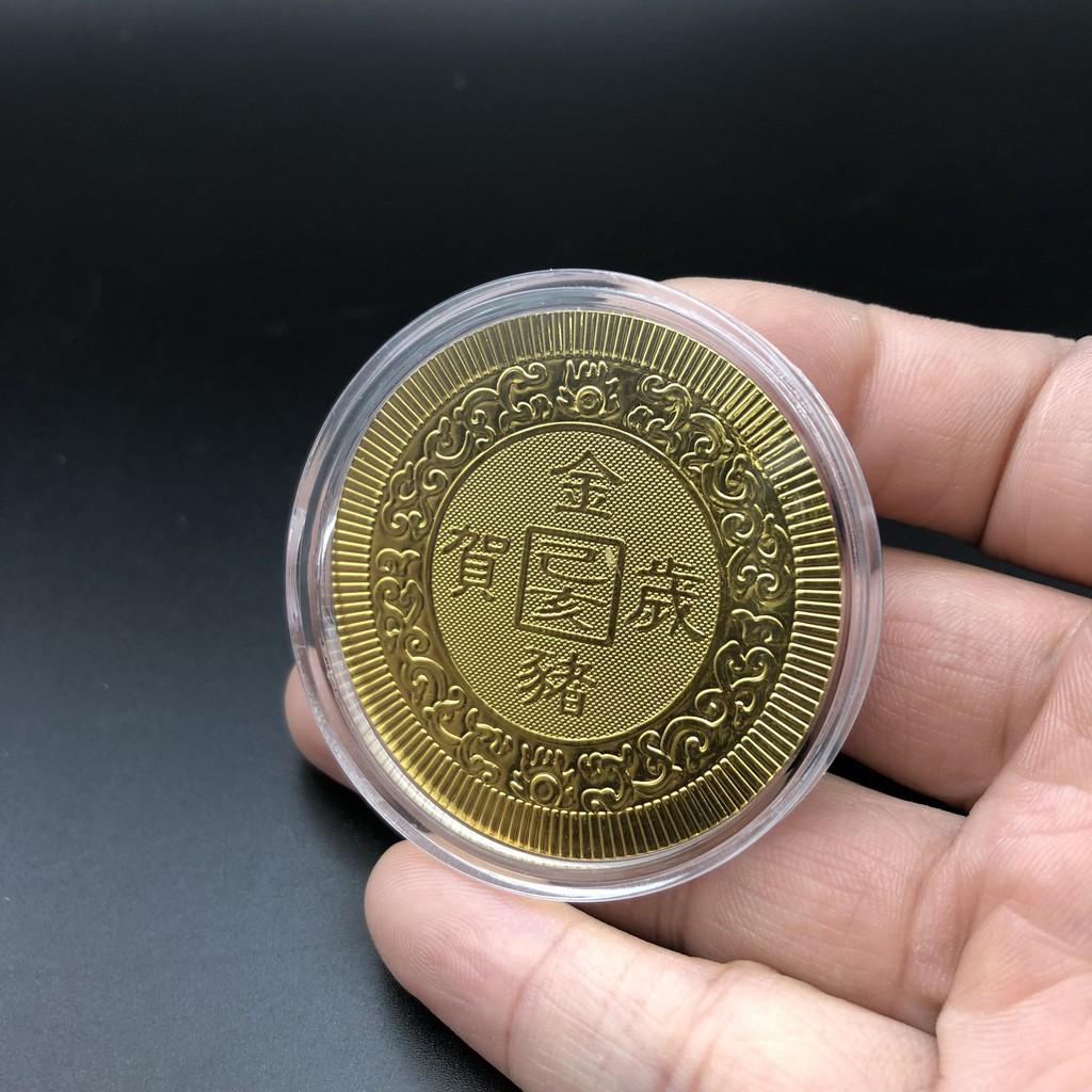 đồng xu vàng/bạc sưu tầm
