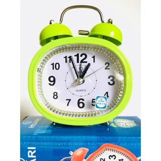 Đồng hồ báo thức để bàn 3304 ( xanh lá)