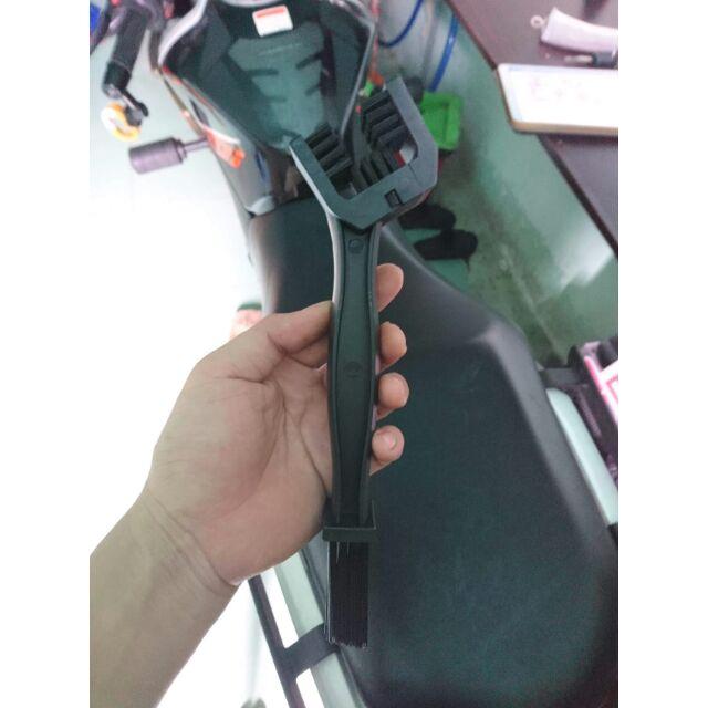 Cây chà sên 3D- Dụng cụ vệ sinh nhông sên dĩa