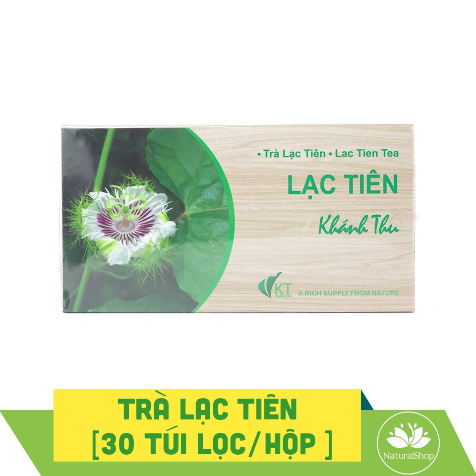 Trà lạc tiên (cây nhãn lồng) Khánh Thu 30 túi lọc