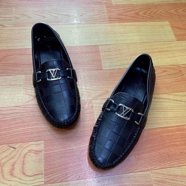 Giày lười nam lv hot