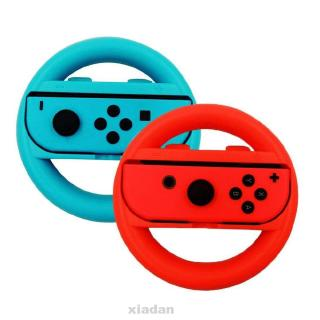 1 Pair Joy-con Easy Grip Steering Racing Durable Game Accessories ABS Controller