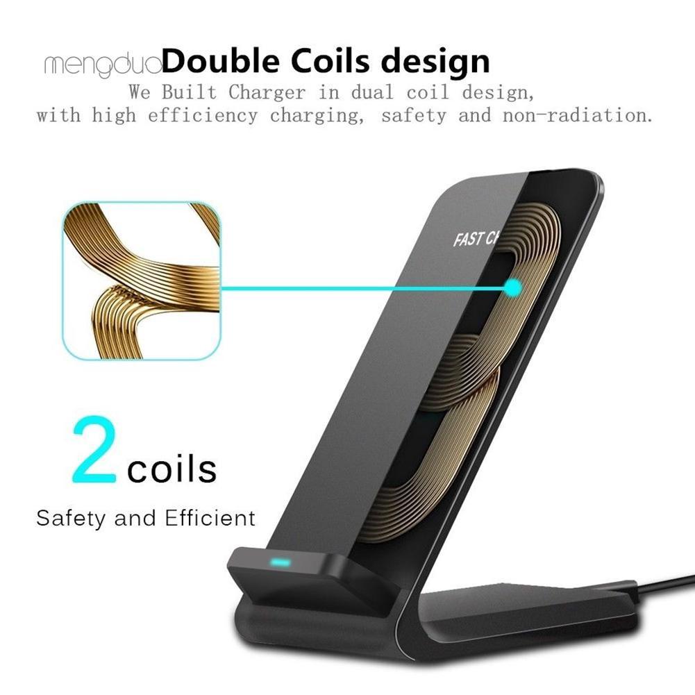 Đế sạc không dây 10W chất lượng cao cho điện thoại