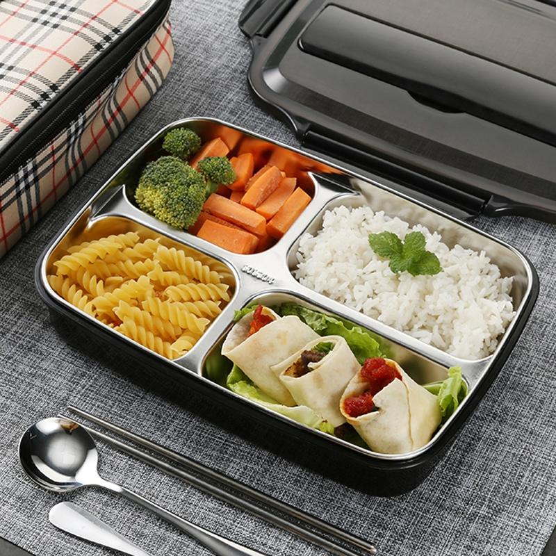 hộp đựng thức ăn bằng thép không gỉ - 22145624 , 3803910012 , 322_3803910012 , 101500 , hop-dung-thuc-an-bang-thep-khong-gi-322_3803910012 , shopee.vn , hộp đựng thức ăn bằng thép không gỉ