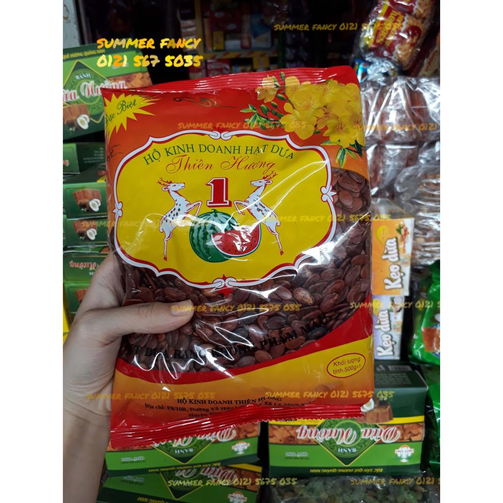 500g Hạt dưa Thiên Hương - Watermelon seeds - Bánh kẹo tết - 3024040 , 773180636 , 322_773180636 , 75000 , 500g-Hat-dua-Thien-Huong-Watermelon-seeds-Banh-keo-tet-322_773180636 , shopee.vn , 500g Hạt dưa Thiên Hương - Watermelon seeds - Bánh kẹo tết