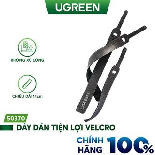Dây dán tiên lợi Velcro làm gọn dây sạc, dây tai nghe,... UGREEN 50370 thumbnail