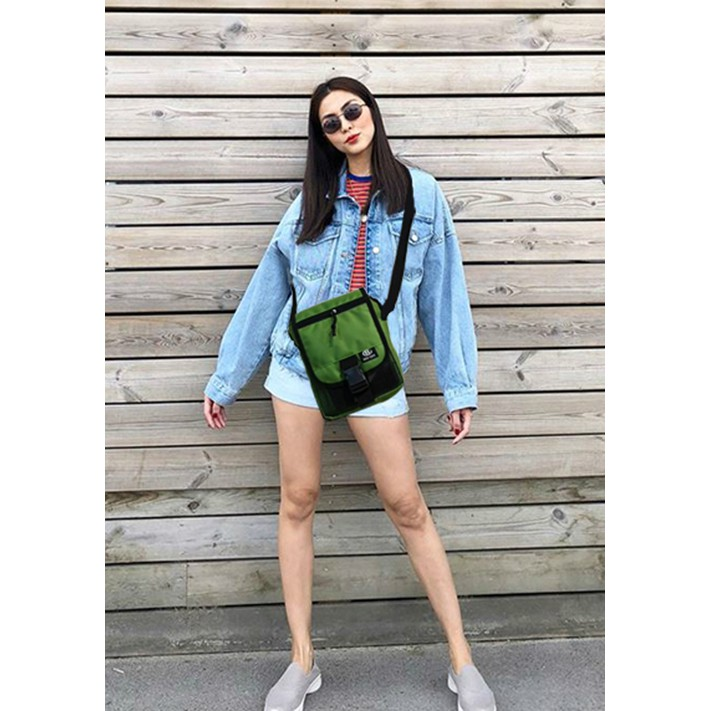 ( FREESHIP 50K ) Túi đeo chéo nam nữ unisex thời trang Hàn quốc BEEGEE 040 chất lượng cao