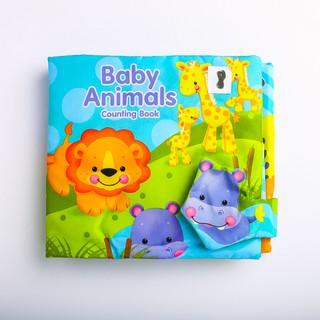Sách vải Baby animals – Fisher Price