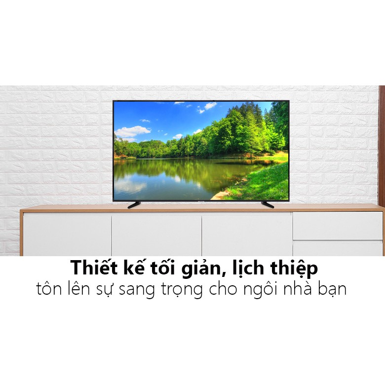 <Freeship HCM> Tivi Samsung 4K 55 inch UA55NU7090