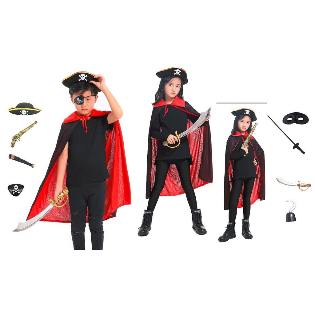 Bộ đồ hóa trang cướp biển cho bé